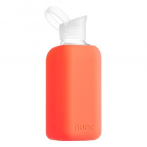 Nuoc Glazen Drinkfles Essence Orange Fluo (800 ml)