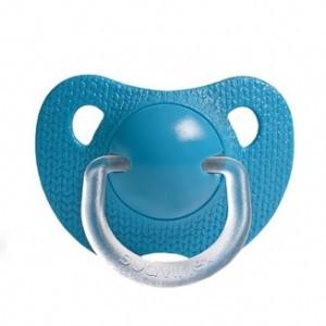 Suavinex Fopspeen Anatomisch Silicone Evolution +6 maand Blauw