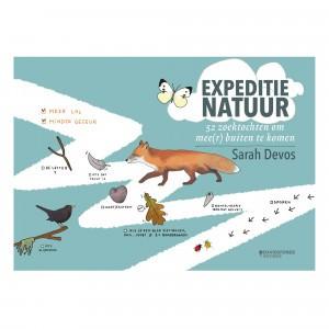 """Davidsfonds Interactief Boek """"Expeditie natuur"""""""