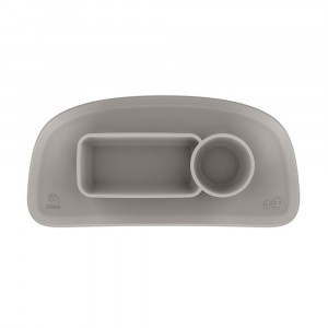 Stokke Tripp Trapp EZPZ Placemat Soft Grey