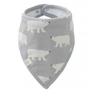 Fresk Bandana slab Polar Bear