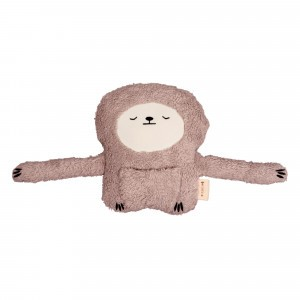 Fabelab Fabbies Knuffel Sloth Warm Grey
