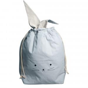 Fabelab Opbergzak Cat Mistblauw