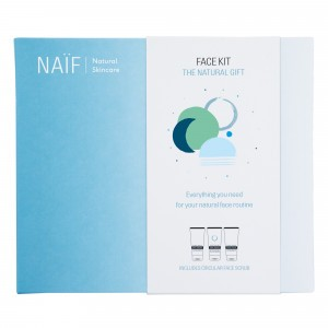 "Naïf Grown Ups Cadeauset ""The Face Kit"""