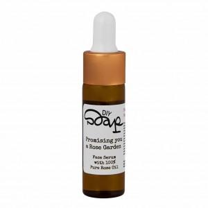 """DIYS Soap Face Serum (15 ml) """"Promising you a Rose Garden"""""""
