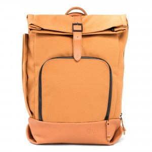 Dusq Family Bag Canvas Sunset Cognac
