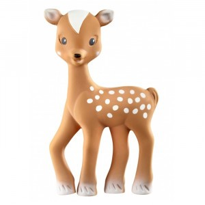 Sophie de Giraf Fanfan het hertje