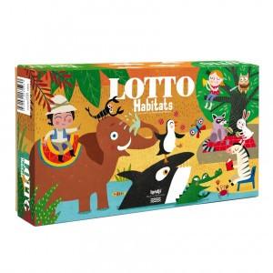 Londji Lotto Spel 'Habitats'