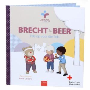 Clavis Boek Brecht de Beer - Pas op voor die fiets