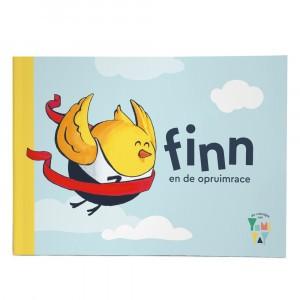 Yumi Yay Voorleesboekje Finn en de opruimrace