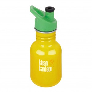 Klean Kanteen Drinkfles Kind Sport Cap (3.0) 354ml School bus