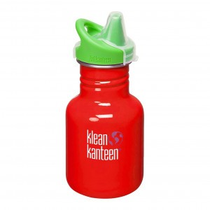 Klean Kanteen Drinkfles Kind met drinktuit 354ml Farm house