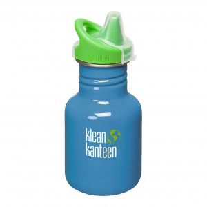 Klean Kanteen Drinkfles Kind met drinktuit 354ml Sky dive