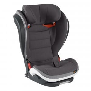 Besafe iZi Flex Fix iSize 100-150cm Metallic Mélange Autostoel