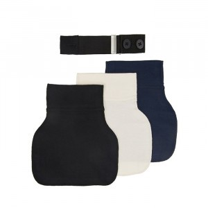 Carriwell Flexi Belt Taille Verbreder - Blauw, Zwart & Wit
