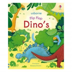 Usborne Flip Flap Dino's