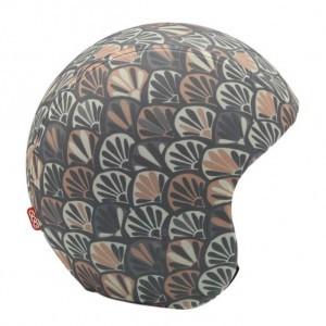Egg Skin Floral (cover voor helm)
