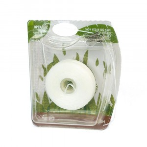 Ecoliving Eco Floss - vegan plantaardige tandzijde (1 stuk)