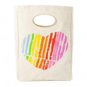 Fluf Lunch Bag Heart