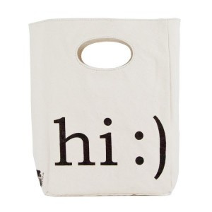 Fluf Lunch Bag Hi
