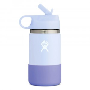 Hydro Flask Insulated Drinkfles Kids Wide Mouth (354 ml) Fog