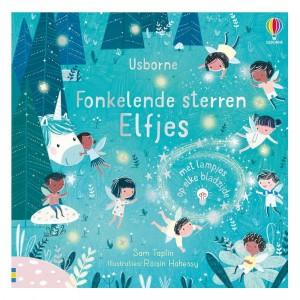 """Usborne Bedtijdboekje Fonkelende Sterren """"Elfjes"""""""