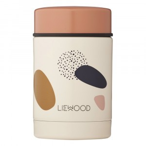 Liewood Thermosbox (250 ml) Bubbly Sandy