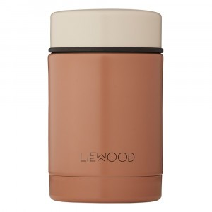 Liewood Thermosbox (250 ml) Cat Tuscany Rose