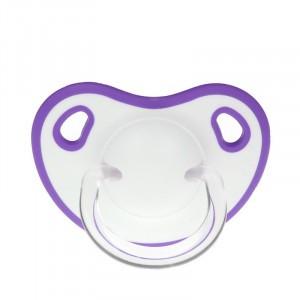 Suavinex Fopspeen Comfort Silicone 0-6 maand Paars