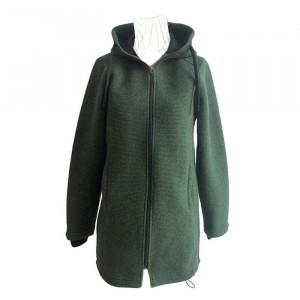 Wear Me Wollen Draagjas (4 in 1) Forest Green