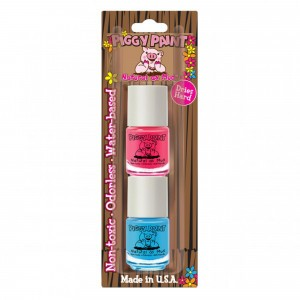 Piggy Paint Nagellak Forever Fancy & Sea-quin (2 stuks)