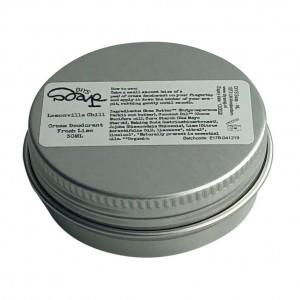 "DIYS Soap Deodorant Crème Fresh Lime ""Lemonville Chill"" (30 ml)"