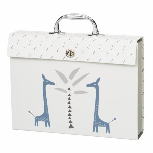 Fresk Tekenmap Fox Giraf