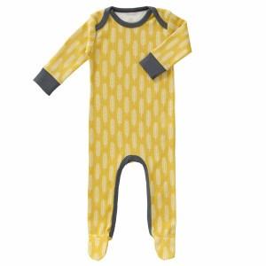 Fresk Pyjama met voetjes Haver