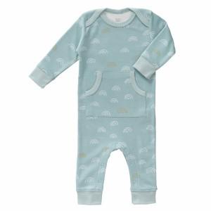 Fresk Pyjama Regenboogjes Blauw