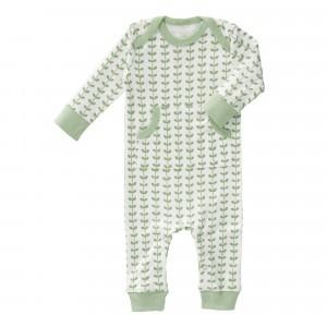 Fresk Pyjama Blaadjes Mint