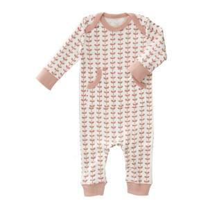 Fresk Pyjama Blaadjes Roze