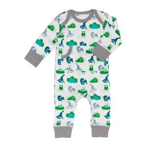 Fresk Pyjama Eekhoorn Blauw