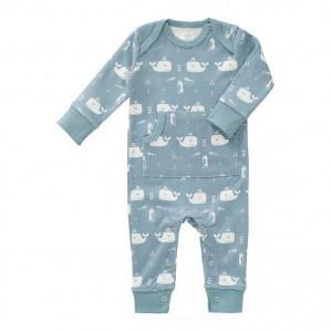 Fresk Pyjama Walvis Blauw