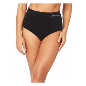 Boody Full Brief Taille Slip Zwart