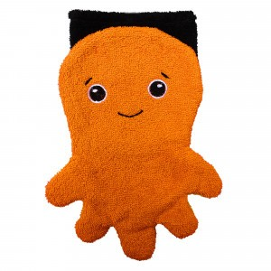 Fürnis Bio Washandje Groot Octopus