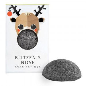 The Konjac Sponge co. Reinigingsspons Blitzen
