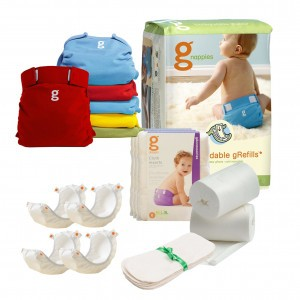 gDiapers Startpakket (Large)
