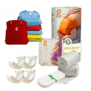 gDiapers Startpakket (Small)