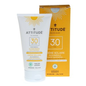 Attitude Zonnecrème Tropical SPF 30, 150ml