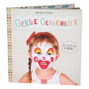 Clavis boek Gekke Gezichtjes
