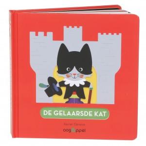 Oogappel Sprookjesboek De Gelaarsde Kat