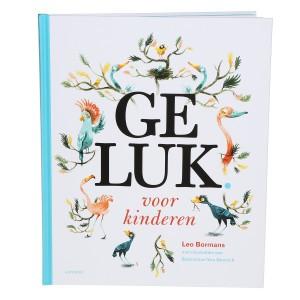 Lannoo Boek Geluk voor kinderen