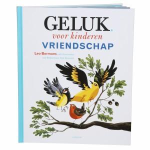 Lannoo Boek Geluk voor kinderen - vriendschap