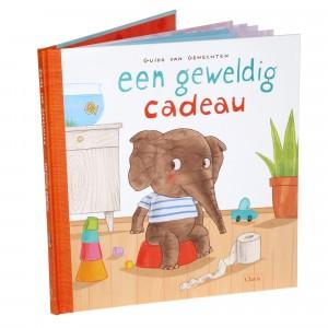 Clavis Leesboekje Een geweldig cadeau